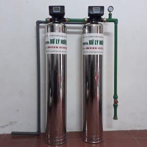 xử lý nước sinh hoạt