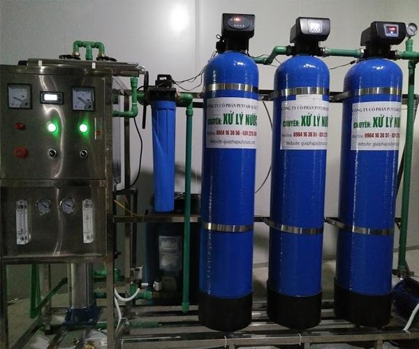 Lọc nước tinh khiết 500l/h