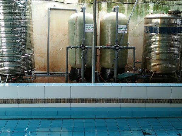 Cải tạo hệ thống lọc nước giếng khoan công nghiệp