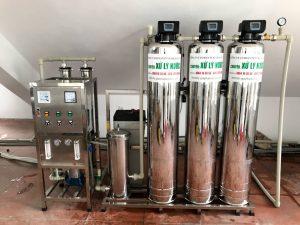 Hệ thống máy lọc nước tinh khiết