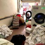 Xử lý nước giếng khoan phục vụ giặt là công nghiệp công suất 30m3/ ngày đêm