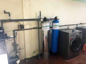 Lọc nước giếng khoan tại phú xuyên